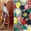La fábrica China de alta calidad de los encajes bordados y tejidos prendas de vestir