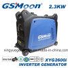 2.3KVA compacto de 4 Tempos inversor do gerador a gasolina super silencioso
