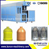 Máquina plástica grande semiautomática del moldeo por insuflación de aire comprimido de la botella del animal doméstico