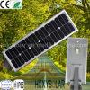 Интегрированный солнечный уличный свет 18W с Ce RoHS