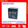 Lead Acid selado Battery Sr5-12 Small Battery 12V 5ah