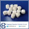 Anillo de cerámica de alúmina de alta con 7 agujeros (Al2O3: 99%)