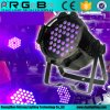 A barra DJ do estágio do aluguer do disco do diodo emissor de luz PAR 64 a luz de 36LEDs 3W Efeito Interno Le UV PARIDADE