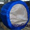 PVC flexible ou Rubber ou PVC et Rubber Blend Discharge Hose