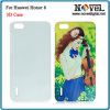 3D novo Sublimation Blank Cell Phone Caso para Huawei Honor 6