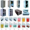 Concrete Holle Blokken die Machine/het Maken van de Baksteen van het Cement Machine (QTJ4-40) maken