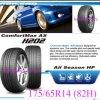 El vehículo de pasajeros cansa el neumático radial del coche de la polimerización en cadena (175/65R14) 82h