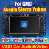 navegación del GPS del reproductor de DVD del coche de 7 '' HD para la sierra Yukon (VGM7049) del Acadia de GMC