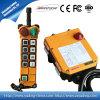 Cargador F24-8d control remoto de la grúa Radio