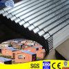 Гальванизированный сталью Corrugated материал листа толя