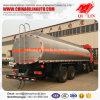 caminhão de petroleiro do combustível da grande capacidade 20cbm para o transporte da gasolina da gasolina