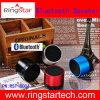 L'orateur sans fil en métal de Bluetooth avec la carte de TF de soutien de bruit de qualité et appellent librement et échantillon libre pour vous