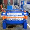 Doppelte Schicht-Metalldach-Blatt, das Maschine herstellt