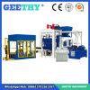 Qt10-15 ligne complètement automatique machine de fabrication de brique concrète