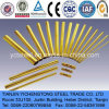 Cheapper Price Bright Brass Tube C21000 für Decoration