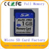 1GB superventas Professional SD Memory Card High Speed
