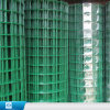 1/2のインチのプラスチック上塗を施してある溶接された金網