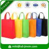 Sacos não tecidos de /Shoe dos sacos de /Gift do fabricante da fábrica do saco de compra da tela de Recyble do baixo preço