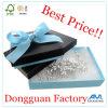 최고 가격 엄밀한 판지 선물 상자 중국 공급자 보석 포장
