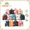 卸し売りEco友好的な日本のかわいい犬の形ポリエステルFoldableショッピング・バッグ