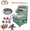 O PVC Loja Tags Máquina dispensador automático completo