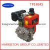 高品質のディーゼル機関Tp186fs