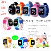 최신 판매 1.22inch 접촉 스크린 아이 GPS 추적자 시계 (D15)