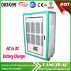 AC 415V a 360V DC Solar Battery 80A Automatic Battery Charger Cabinet
