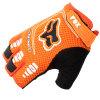 Oranje Handschoenen Van uitstekende kwaliteit voor de Handschoenen van de anti-Schok van de Motorfiets (MAG44)
