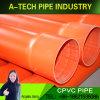 電線の保護管の価格75mm CPVCの管および付属品