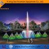 Фонтан воды светильника напольного озера характеристик воды цветастый