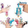 지능적인 작은 물고기 애완 동물 아기 원숭이 전자 대화식 핑거 장난감 재미있은 선물