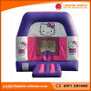 De opblaasbare Uitsmijter van de Pot van Bouncy van het Stuk speelgoed Moonwalk Hello voor Jonge geitjes (t1-099)