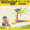 Игрушка строительного блока пластичной конструкции DIY Open-End для малышей