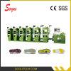 Xk0132 sola de borracha hidráulico automático máquina de moldagem, Máquina de sapata de segurança