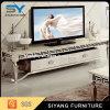 Hoge het wit polijst LCD van het Kabinet van de Woonkamer de Tribune van TV