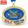 安いカスタム金属の柔らかいエナメルのスポーツ賞の蜂メダル