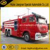 Camion di combattimento del pompiere di Steyr 6 x 6