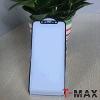 la pantalla Proterctor, 9h del vidrio Tempered del iPhone X de la cubierta completa 3D antiexplosión, Anti-Rasguña, Anti-Huella digital