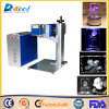 Máquina de artes de acrílico / acrílico de marcação a laser de CO2 de 100 * 100mm RF