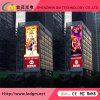 P10mm instalación fija la pantalla LED/pantalla/cartelera con grandes de la publicidad comercial