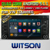 Auto DVD des Witson Android-5.1 für VW Touareg 2002-2010 (W2-F9248V)