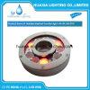 IP68 RGB DMX512 316ss 9W 27W LEDの噴水のリングライト