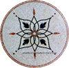カスタマイズされたモザイク花円形パターンMaJl803y