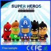 Venda a quente super-herói de Alta Velocidade da Unidade Flash USB