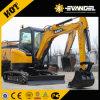 Escavatore di marca di Sany di 3.8 tonnellate piccolo (SY35U)