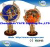 Yaye 18使用できるサイズのつくGesmtoneの地球/宝石用原石の地球の世界の地球: 220mm/330mm