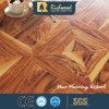 assoalho resistente da madeira de Laminbated da água da noz da prancha do vinil do Woodgrain AC3 de 12.3mm
