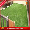 PE+PP aménageant l'herbe artificielle de décoration de mariage d'herbe