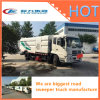 LKW eingehangener Straßen-Kehrmaschine-Fabrik-Großverkauf
